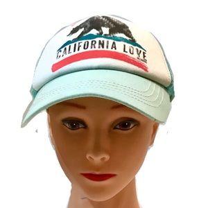 Billabong mesh SnapBack trucker hat